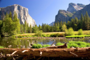 El Capitan Art - Yosemite  by Craig Sanders