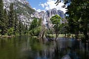 C Casch - Yosemite Falls In The...