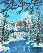 Carolyn Donnell - Yosemite In Winter