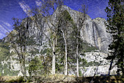 Yosemite Prints - Yosemite Reflection Print by Mike Herdering