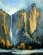 Thomas Connors - Yosemite