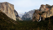 Yosemite Valley . 7d6063 Print by Wingsdomain Art and Photography