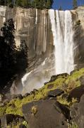 Nevada Falls Photos - Yosemite Valley, Yosemite National by Dawn Kish