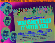 Films By Frank Capra Posters - You Cant Take It With You, Jean Arthur Poster by Everett