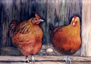 Egg Originals - You done good girl... by Val Stokes