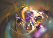Mathematical Originals - You turn me on - Fractal art by Sipo Liimatainen
