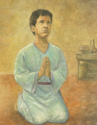 Robert Casilla - Young Daniel Praying