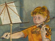 Terry Cipelletti - Young Violonist
