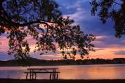 Sunsets Prints Framed Prints - Your Table is Ready Framed Print by James Bo Insogna