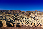 Michelangelo Framed Prints - Zabriskie Point no.1 Framed Print by Niels Nielsen