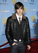 Impact Art - Zac Efron At Arrivals For Dvd Premiere by Everett
