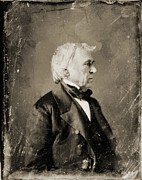 Daguerreotype Framed Prints - Zachary Taylor, 1784-1850, 12th Framed Print by Everett