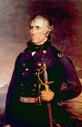 Jt History Photos - Zachary Taylor 1784-1850, U.s by Everett