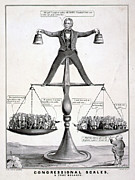 Abolition Photos - Zachary Taylor, Political Cartoon by Everett