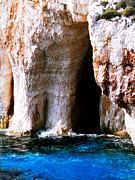 Colette Photos - Zakynthos Grotte Greece by Colette Hera  Guggenheim