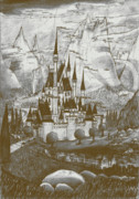 Dreamscape Originals - Zamania Palace by Kerrin Buck