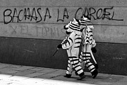 Geraint Rowland - Zebras in the Streets