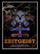 Zeitgeist Framed Prints - Zeitgeist Framed Print by David Artis Motoc