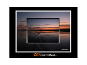 Judee Stalmack Framed Prints - ZENsational 1 Framed Print by Judee Stalmack