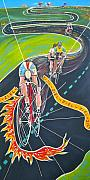 Cycling Originals - Ziel by V Boge