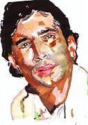 Superstar Painting Originals - Zindagi Kaisi Hai Paheli ...... by Saurabh Turakhia