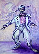 Zoot Suit Print by Kevin Middleton