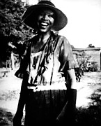 Author Prints - Zora Neale Hurston Print by Everett