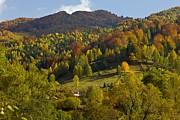 Romania Photos - zsil Valley, South Carpathians, Romania by Bob Gibbons