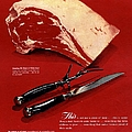 1940s Usa Meat by The Advertising Archives
