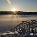 A Frozen way to Sunrise