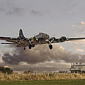 B17- 'airborne' by Pat Speirs