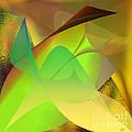 Dreams - Abstract by Gerlinde Keating - Galleria GK Keating Associates Inc