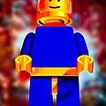 Lego Spaceman by Bob Orsillo