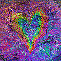 Love From The Ripple Of Thought  V 5  by Kenneth James