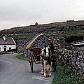 Making A Living On Inishmore - Aran Islands - Ireland by Nina-Rosa Duddy