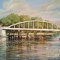 Tartu Arch Bridge by Ahto Laadoga