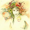 The Capricorn by Anna Ewa Miarczynska