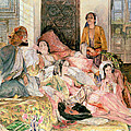 The Harem by John Frederick Lewis