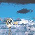 Water Windmill by Stelios Kleanthous