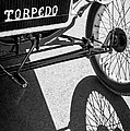 1911 Ford Model T Torpedo Grille Emblem by Jill Reger