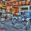 1919 Ford Model T by Robert Jensen
