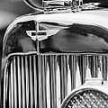 1934 Aston Martin Mark II Short Chassis 2-4 Seater Grille Emblem by Jill Reger