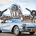 1960 Chevrolet Corvette by Jill Reger