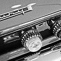 1962 Plymouth Fury Taillights And Emblem by Jill Reger