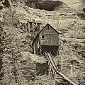 Abandoned Mine Print by Melany Sarafis