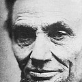 Abraham Lincoln Print by Anonymous