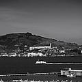 Alcatraz Island by Mountain Dreams