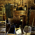 Appalachian Mountain Log Cabin by Paul W Faust -  Impressions of Light