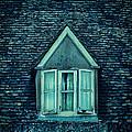 Attic Window by Jill Battaglia