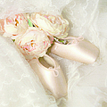 Ballet Shoes by Theresa Tahara